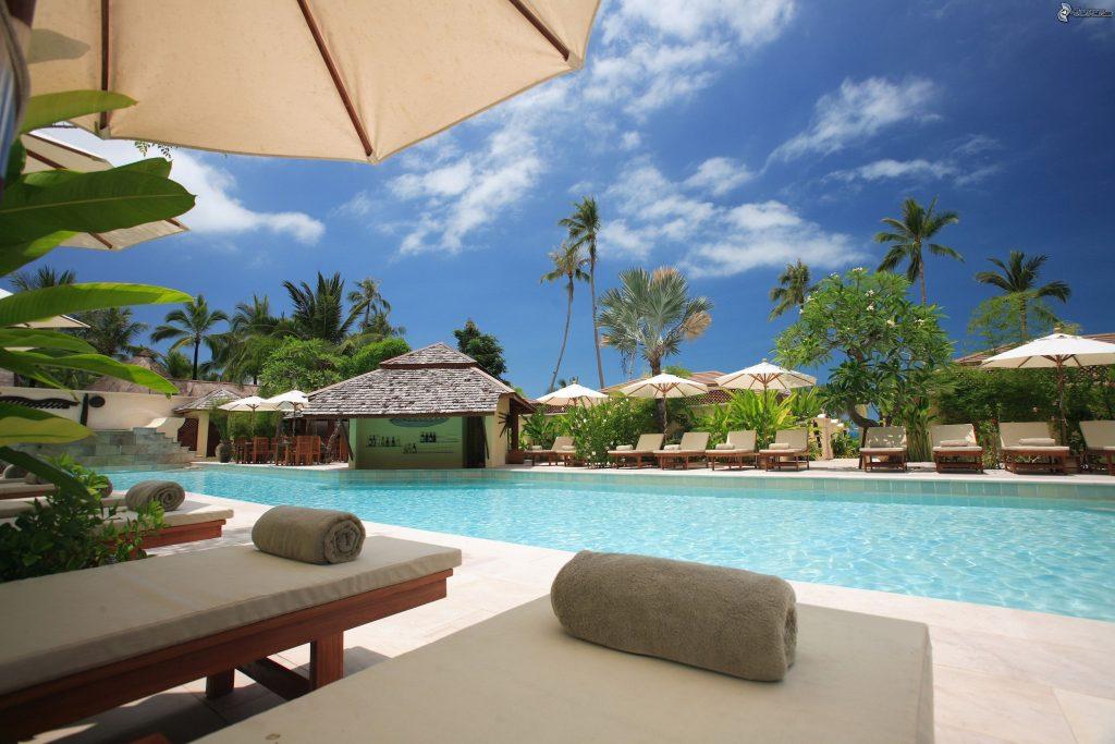 hotels near beach in bali